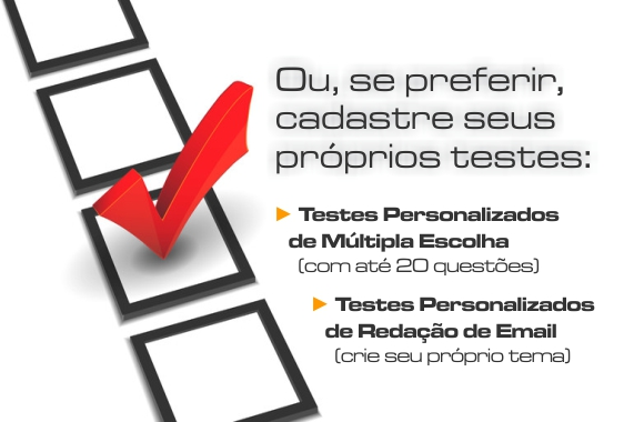 TesteFer - Testes on-line para processos seletivos
